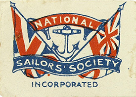 WW1 flag day for Sailors