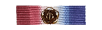Rose clasp for 1914 Star Medal