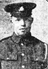 newspaper photo of Arthur Ernest Williamson